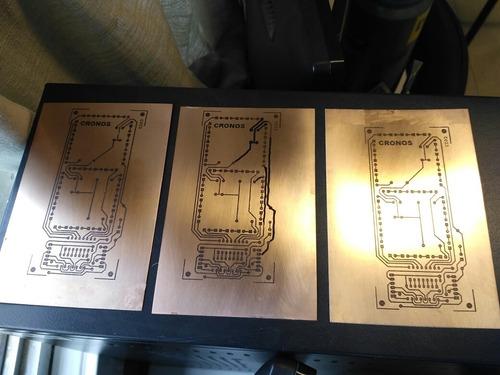 papel para circuito impreso, termotransferencia de tonner