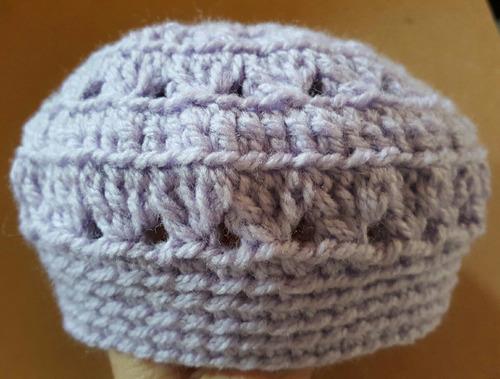 gorro en crochet para bebé recién nacido. 35 cm contorno. Cargando zoom... gorro  para bebé. Cargando zoom... para bebé gorro 1d0b958ee97