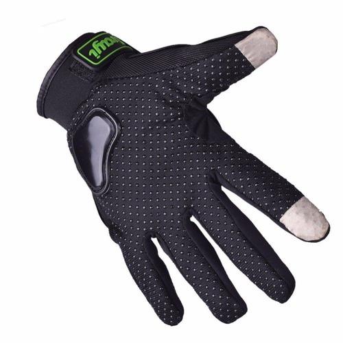 para moto par guantes