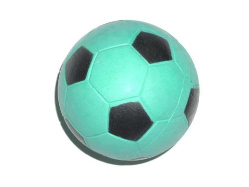 para perros pelota de futbol muy durable.acuario el delfin