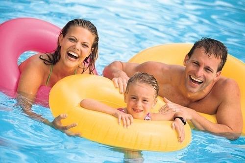 para piscina climatizador