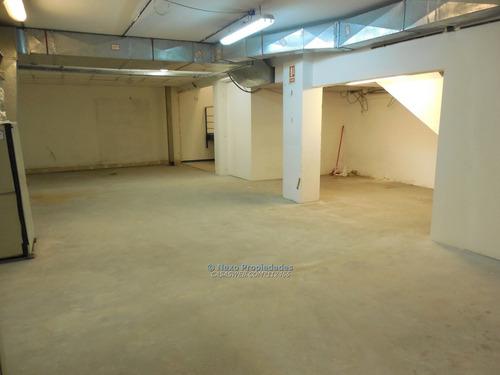 para todo rubro, 323 m2 3 plantas con subsuelo