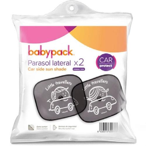 parasol babypack - bebés y niños
