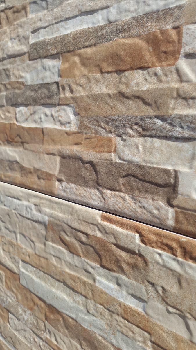 Ceramica revestimiento para pared full hd imitacion piedra - Revestimientos de fachadas precios ...