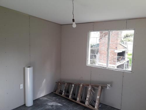 paredes yeso cielorrasos revestimientos pvc aislacion techo