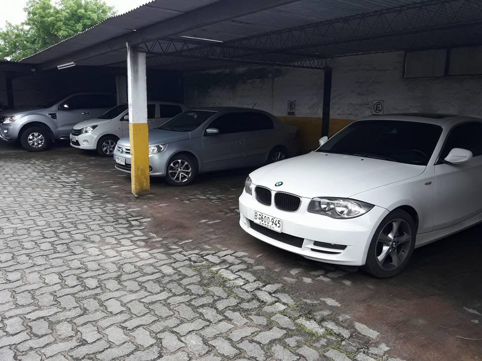 parking y estacionamiento