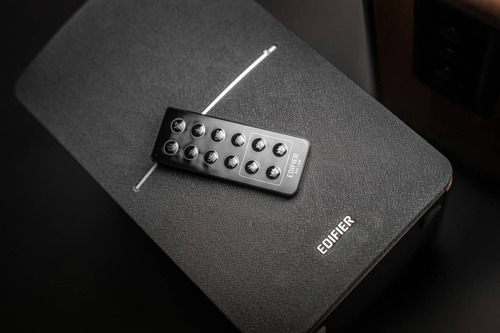 parlante 2.0 edifier r1280db negro bluetooth, entrada optica