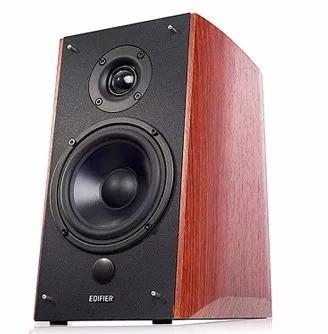 parlante 2.0 edifier r2000db madera bluetooth optica digital