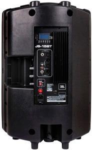parlante activo jbl js15bt 15 +1  200w usb/sd mp3 bluetooth