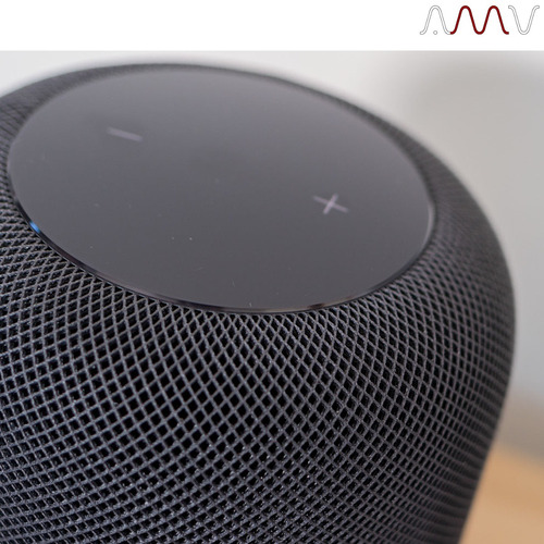 parlante apple homepod con siri 7 parlantes y subwoofer amv