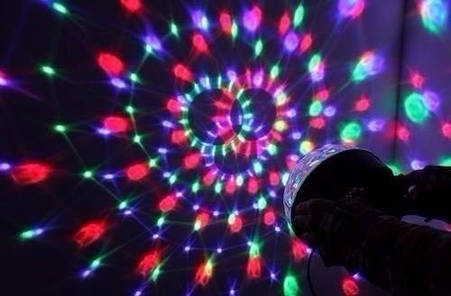 parlante con luces /usb/ control remoto - envío gratis a xxx