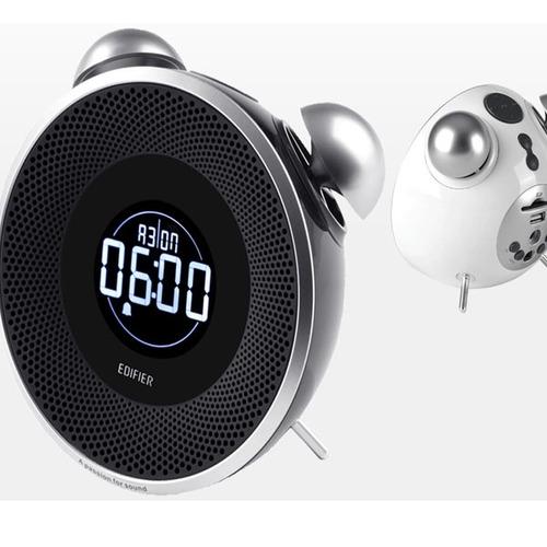 parlante edifier reloj tic toc mf240 bt
