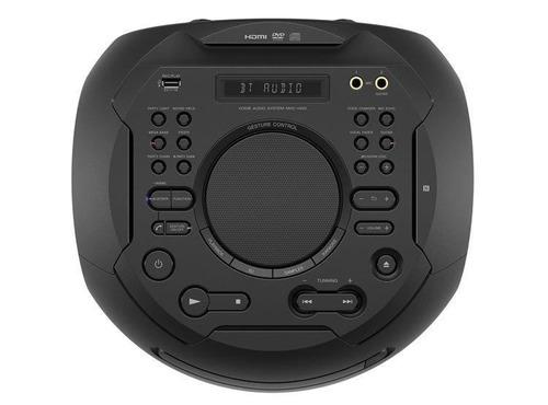 parlante equipo audio sony v41 alta potencia bluetooth pcm