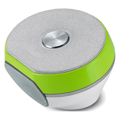 parlante genius portatil sp 900bt usb salida de 2 watts