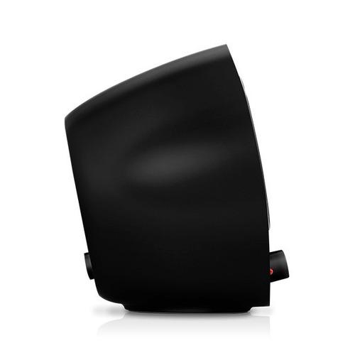 parlante genius sp-j120 usb negro - oferta dracmastore