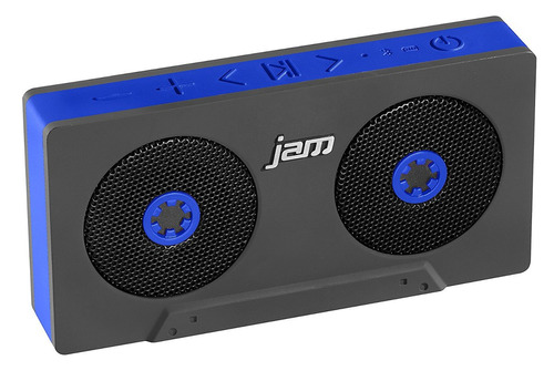 parlante jam rewind wireless speaker (blue)