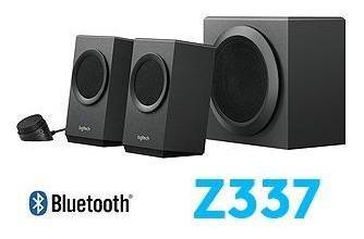 parlante logitech z337 bluetooth 2.1 80w