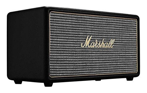 parlante marshall stanmore bluetooth speaker, black