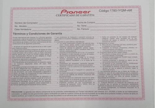parlante pioneer ts-a1686s 350w max 50w rms 4 vias