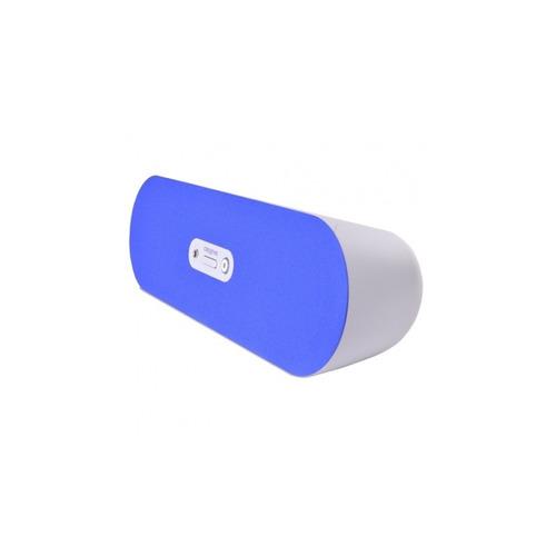 parlante portable bluetooth creative labs azul d80 110v