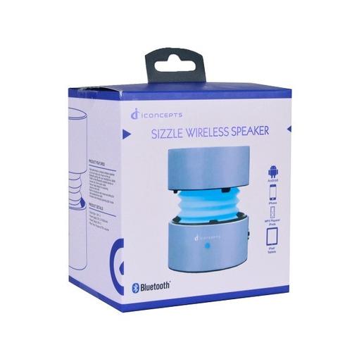 parlante portable bluetooth manos libres sizzle