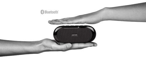 parlante portable edifier mp211 azul bluetooth bateria