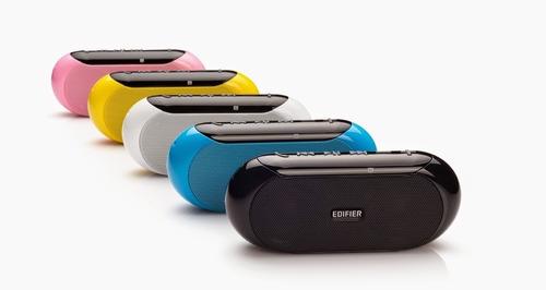 parlante portable edifier mp211 blanco bluetooth bateria