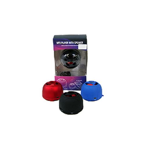 parlante portable negro tf cr-329 - dracmastore