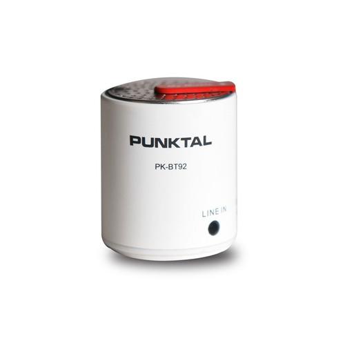 parlante portable punktal bluetooth/aux pk-bt92
