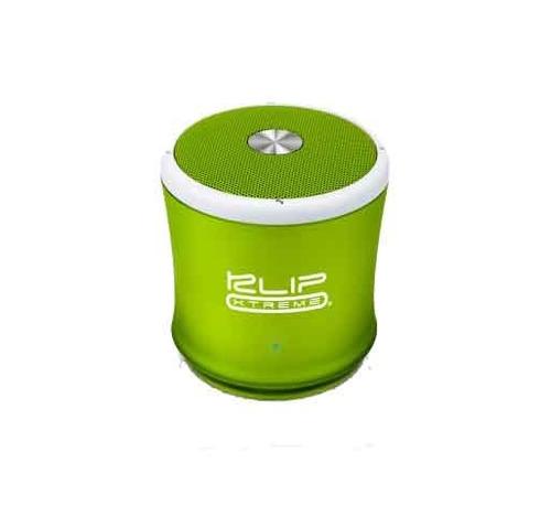 parlante portátil con bluetooth klip xtreme kws-604 verde