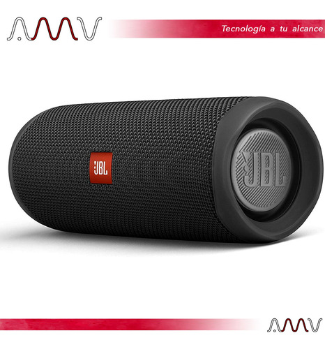 parlante portátil jbl flip 5 bluetooth 12hs waterproof amv