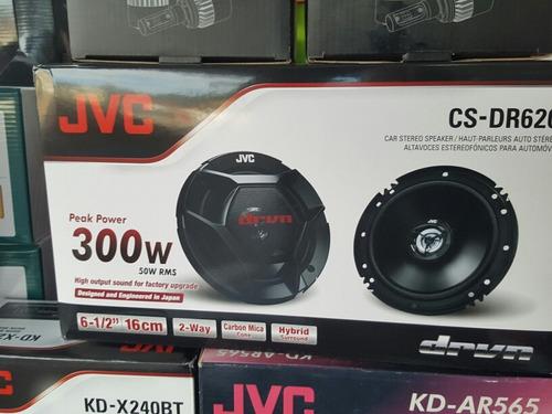 parlantes 300w 6 1/2 16cm jvc