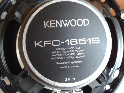 parlantes auto kenwood nuevos
