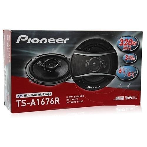parlantes de 3 vias 16cm pioneer ts-a1676s