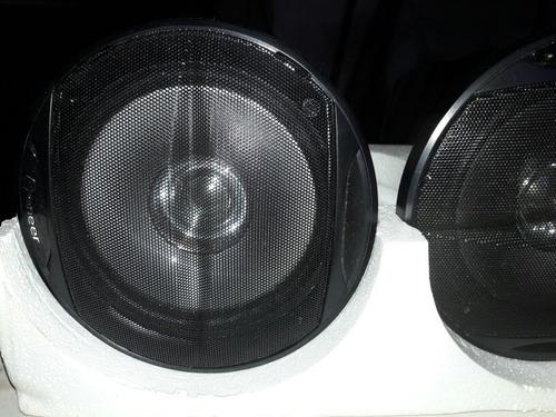 parlantes pioneer g1613r, 160 w
