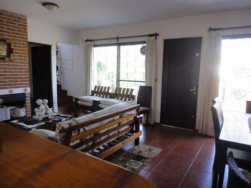 parque del plata centro: casa a pasos del mar  0e0ca 445pp