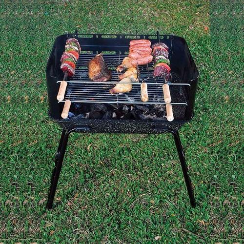 parrilla parrillero portátil arizona mor picnic camping