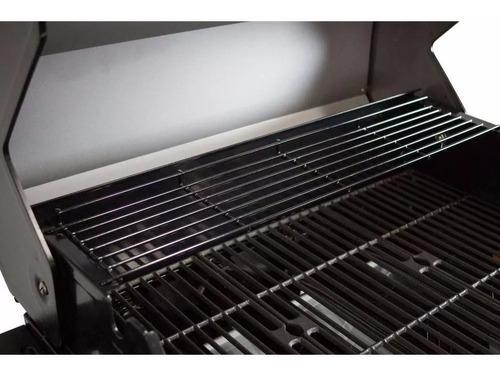 parrillero barbacoa a gas 4 quemadores dyna-glo eeuu