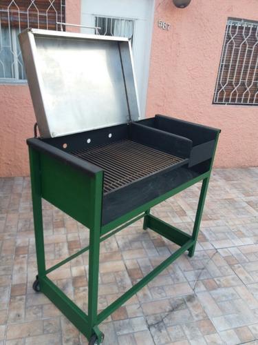 parrillero churrasquera