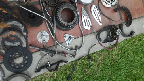 partes originales de moto harley davidson 1942