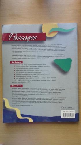 passages - upper level. students' book 1. multi skills.