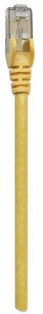 patch cat6  2,1 m / 7 feet amarillo intellinet
