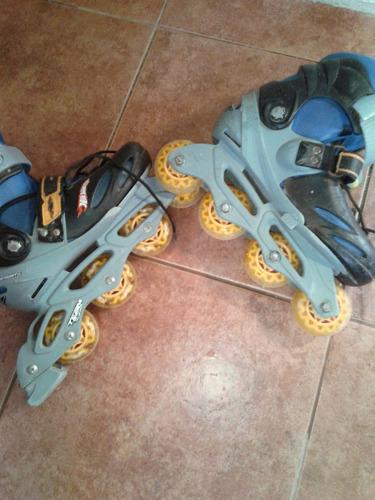 patines rollers usados
