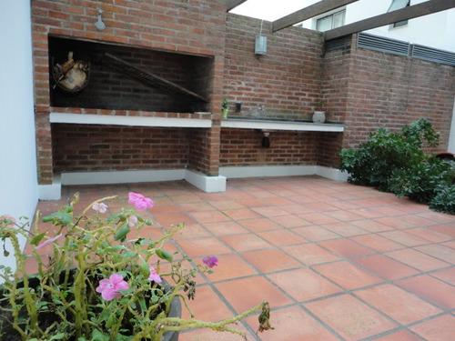 patio apartamento punta carretas c/renta. 3 dormitorios, gje