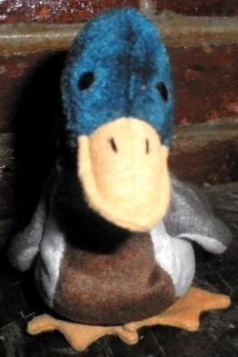 pato - the beanie babies collection - il., usa - 1998