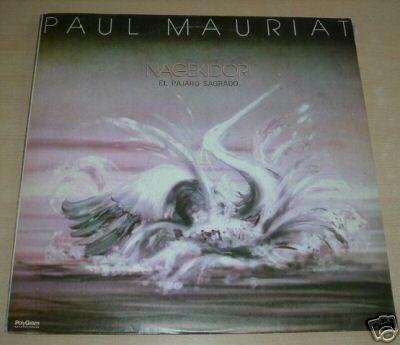 paul mauriat pajaro sagrado vinilo argentino promo