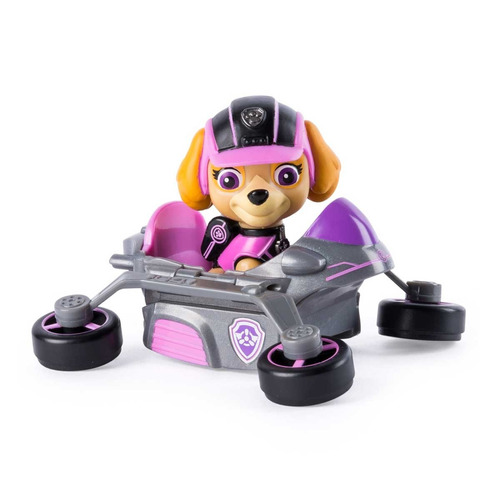 paw patrol patrulla canina mision rescate personaje vehiculo