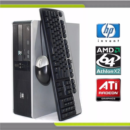 pc computadora  dual core 4gb 500gb dvd  windows