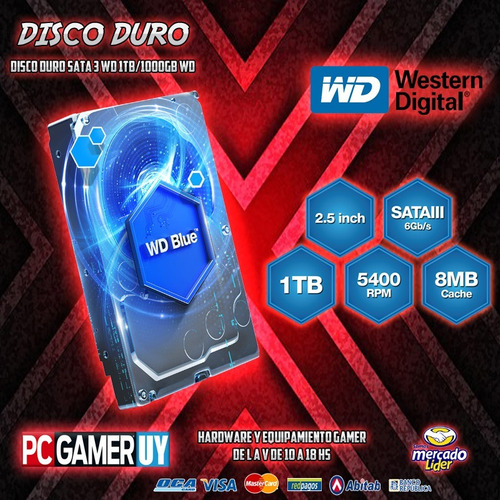 pc gamer nvidia gtx1050 8gb ddr4 intel 1tb led pcgamer-uy
