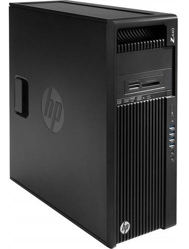 pc hp z440 workstation xeon e5-1620 8gb/1t win10